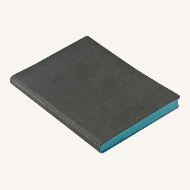 Daycraft Signature lined notebook A6 (grey)