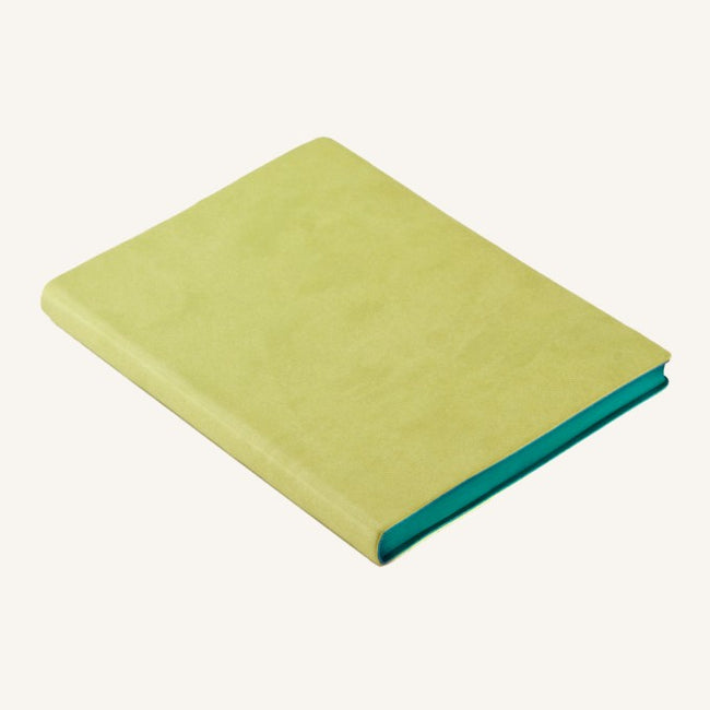 Daycraft Signature lined notebook A6 (light green)