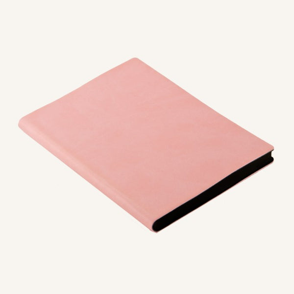 Daycraft Signature plain notebook A6 (pink)