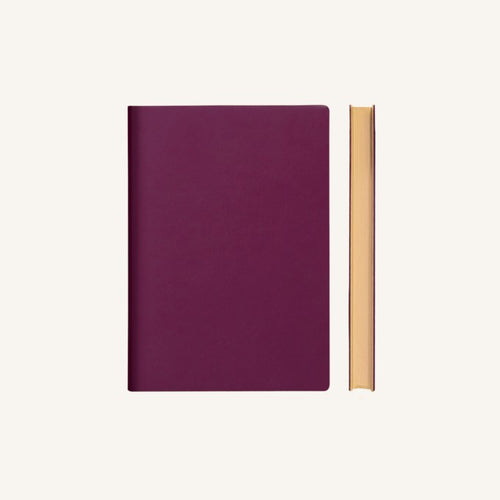 Daycraft Signature lined notebook A5 (purple)