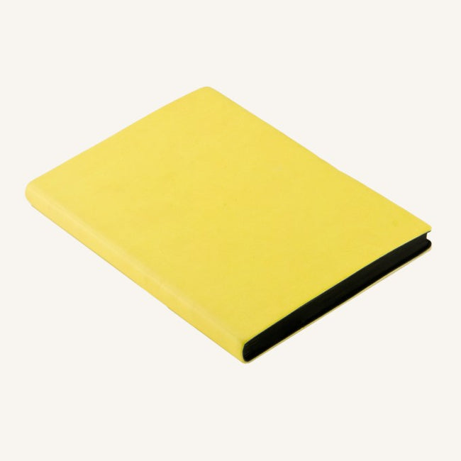 Daycraft Signature lined notebook A6 (yellow)