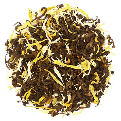 Or Tea? Slimming Pu'er | Chinese Black Pu-erh Loose Leaf Tea