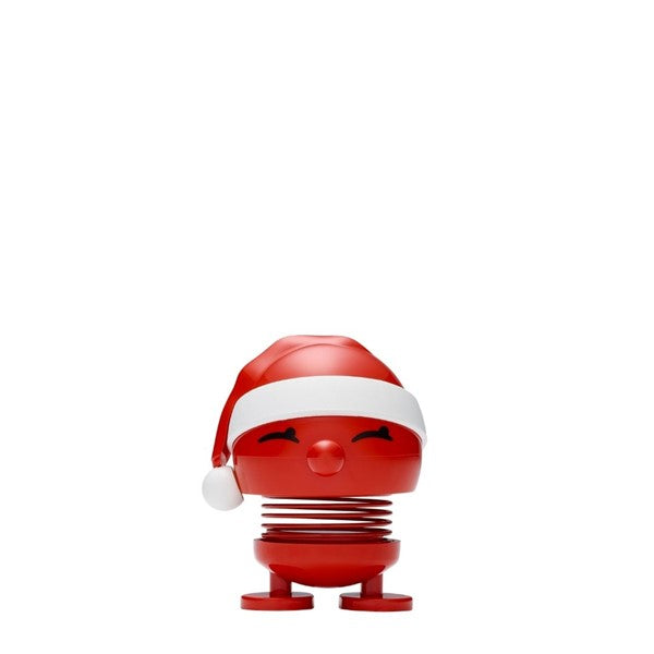 Hoptimist Santa Bimble, Red