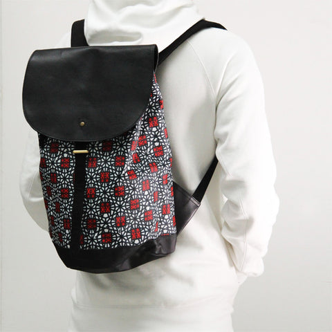 'Double Happiness' small backpack