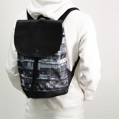 'Yaumati' small backpack