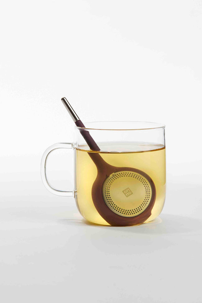 OMMO Koma tea infuser (black)