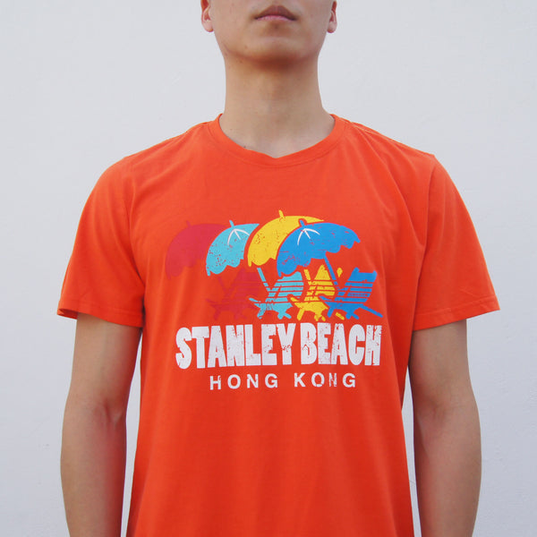 'Stanley Beach' t-shirt