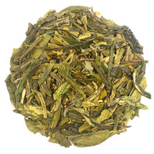 Load image into Gallery viewer, Or Tea? Dragon Well with Osamnthus | Chinese Green Loose Leaf Tea