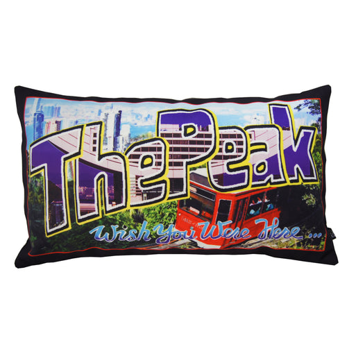 'The Peak' cushion with filling