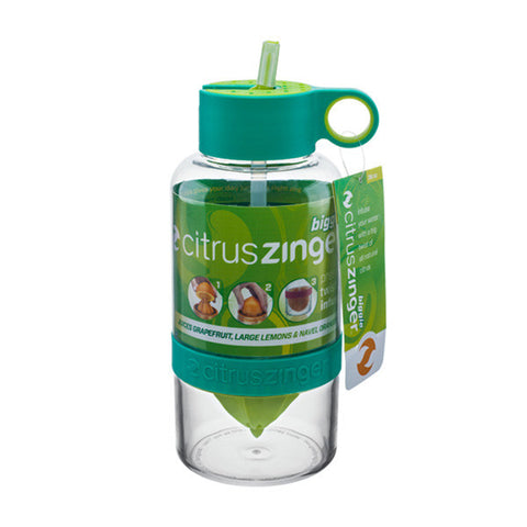 ZING ANYTHING Citrus Zinger Biggie - green