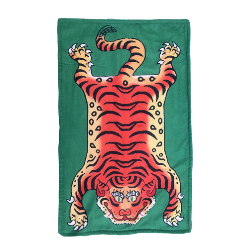 'Tiger' bath mat