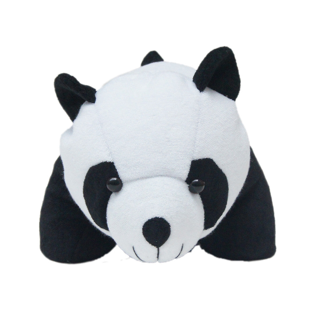 'Panda Bear' transformer pillow