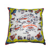 'Hong Kong Map' cushion cover, Homeware, Goods of Desire, Goods of Desire