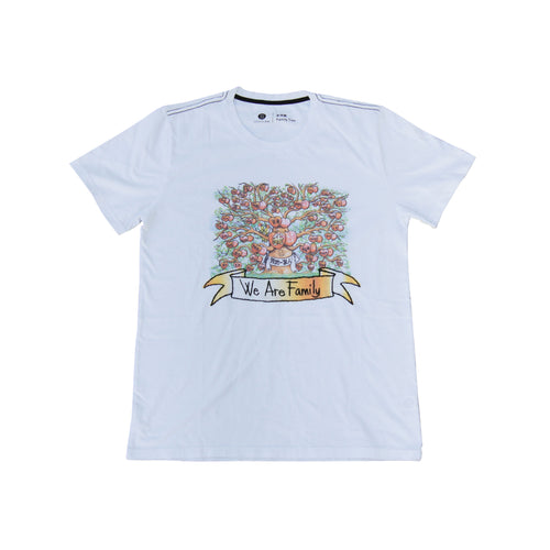 'We Are Family' t-shirt