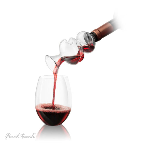 'On The Bottle' Conundrum wine aerator