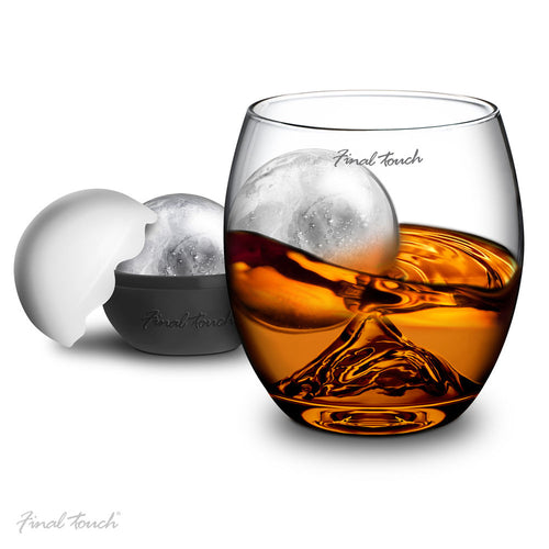 On The Rock Glass & Ice ball