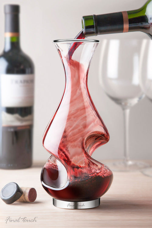 Conundrum wine aerator decanter (375ml)