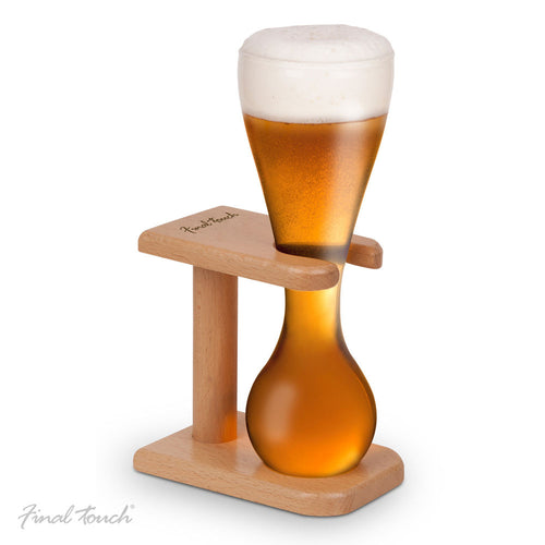 Quarter Yard Beer Glass