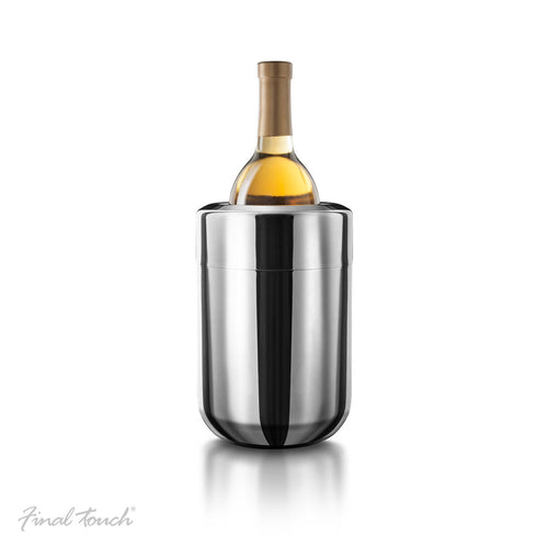 Stainless Steel Wine Chiller