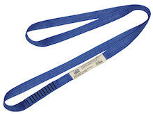 Rigmaster™ Anchor Straps - 0.5 m round anchor strap, 25 mm webbing