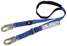 POLE STRAPS - 2.0 m, with heavy duty integral wear sleeve, 2000169 Hooksand H086 Easy Adjuster