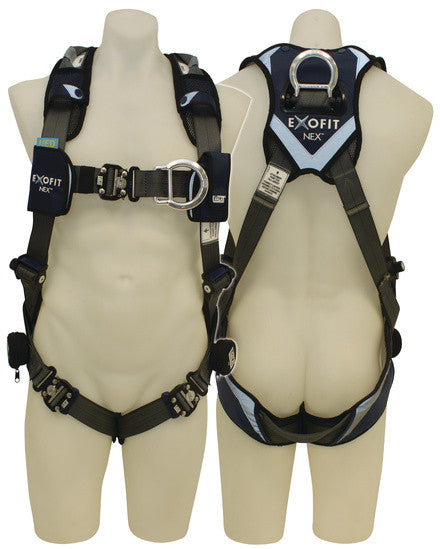EXOFIT NEX™ FULL BODY HARNESSES - RIGGERS