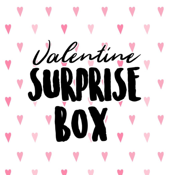 Valentine's Day surprise box GIRL