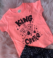 King of the castle TEE ONLY