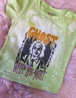 The ghost with the most UNISEX distressed tee