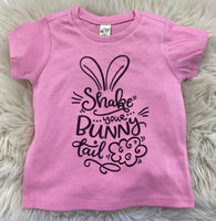 Shake your bunny tail tee