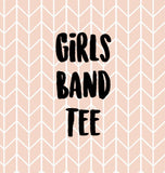 Mystery Band Tee (GIRLS)