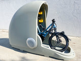 Alpen Bike Storage Capsule