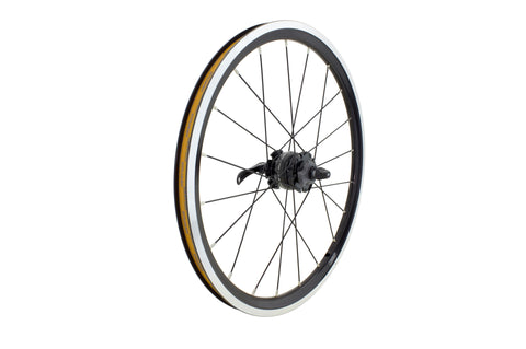"Joule 3 Dynamo Comp Front Wheel for 20"" Tern Bikes"