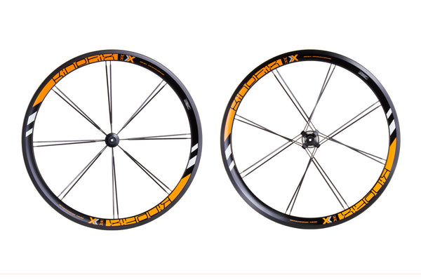 Kinetix Pro X Wheelset (Front and Rear Set)