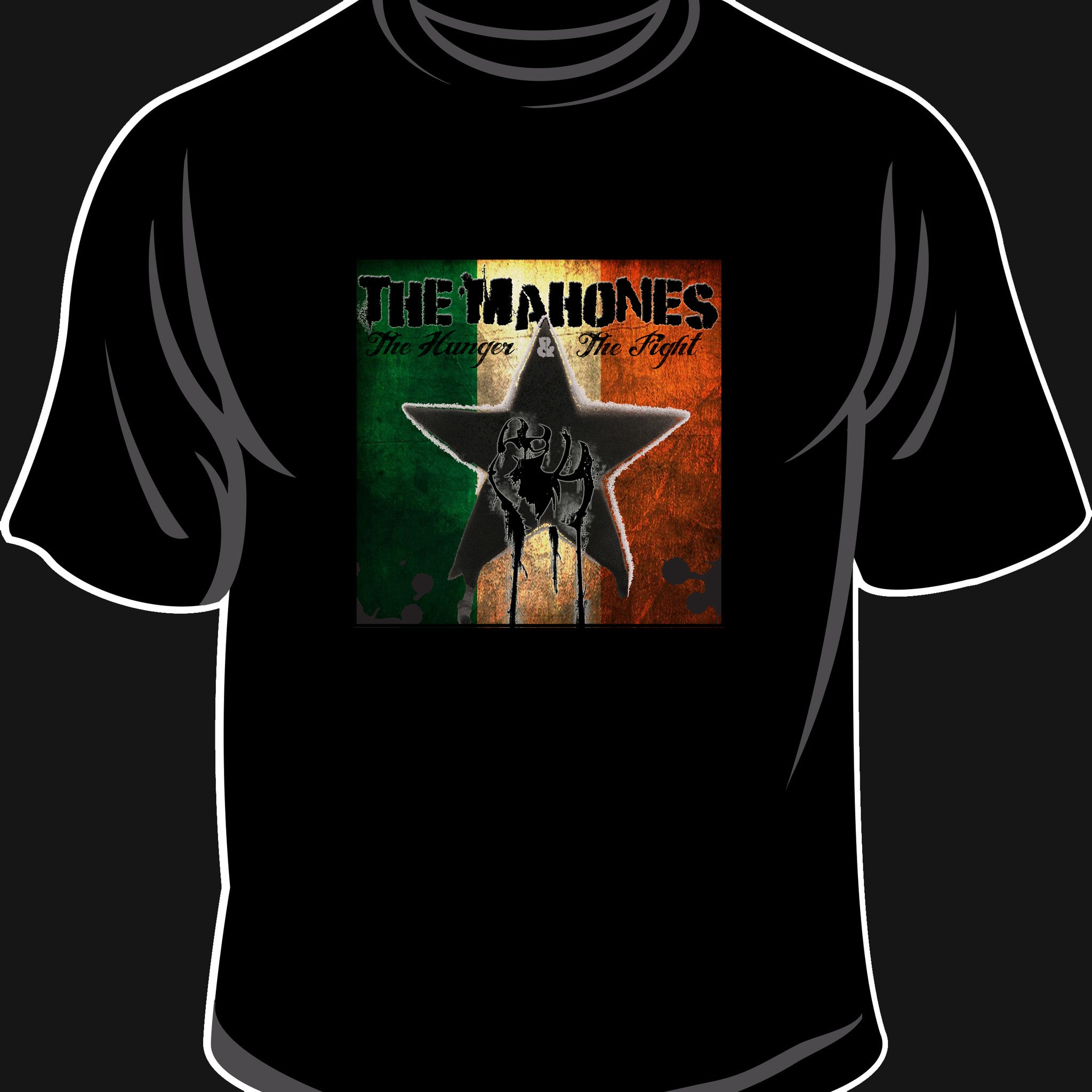 The Hunger & The Fight (Irish) Shirt