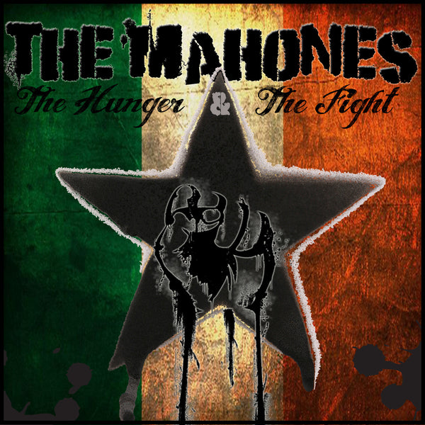 The Hunger & The Fight (CD)