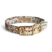 Load image into Gallery viewer, Festive Christmas + Brass Cafe Collar