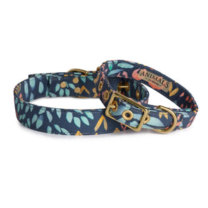 Jungle Love + Brass Cafe Collar