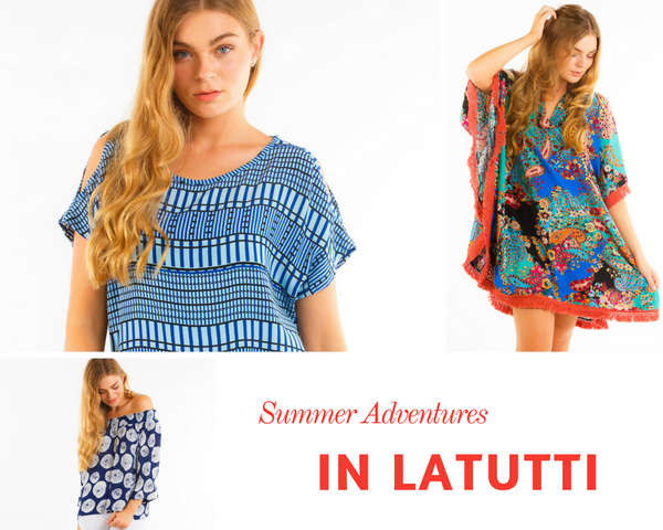 Welcoming Latutti SS17
