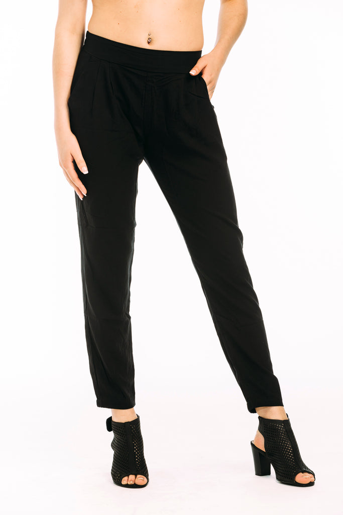 Angel Pant-Black,Pants, Latutti,- Style Collective