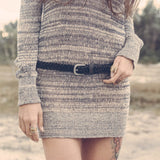 fashion trend leather belt Stitch & Hide- Style Collective