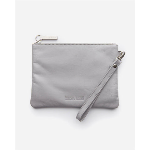 Buckle Bag-White