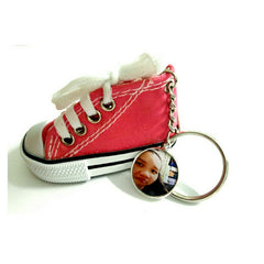 Mini Shoes Keychain