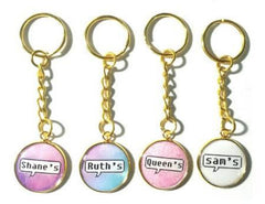 name keychains singapore