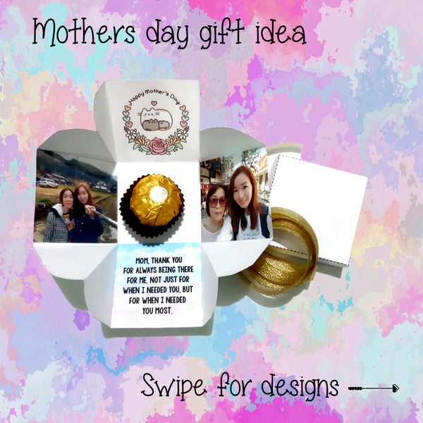 Mothers Day Mini Explosion Boxes