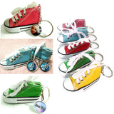 Canvas Shoes Keychains
