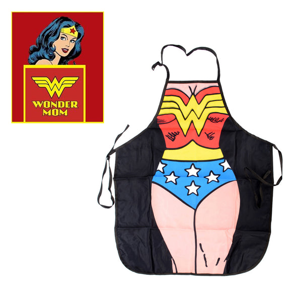 Wonder Woman Aprons