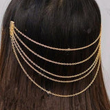 Tassel Hairpieces