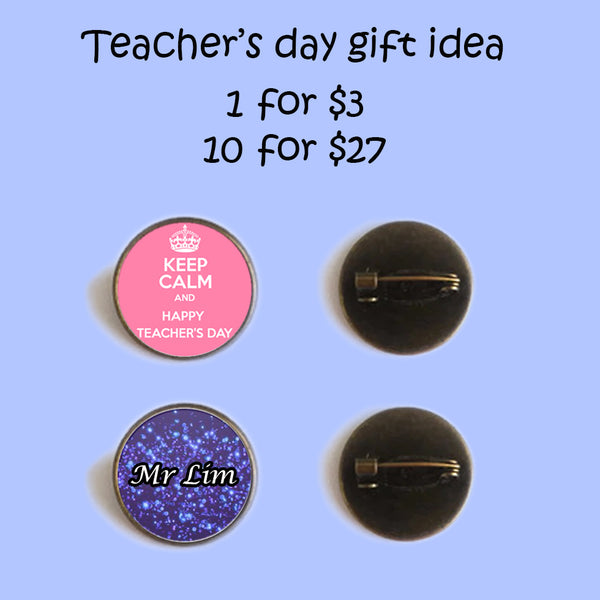 Teachers Day Badges