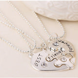 BFF Necklaces [Set of 3]